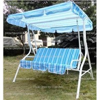 3 seat swing chair with canopy(QF-6301)