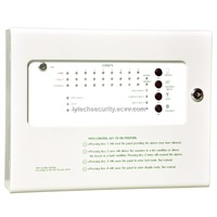 4 Zones Conventional Fire Alarm Control Panel (LY-FCP204)
