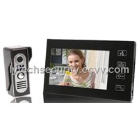 7'' Color Video Door Phone with Touch Keypad (LY-AVDP306A)