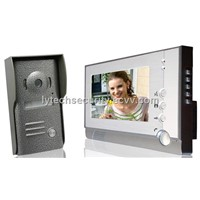 7 inch TFT LCD Color Video Door Phone (LY-AVDP305A)
