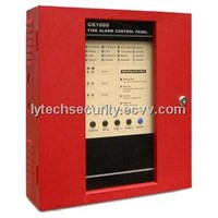 8 zones Conventional Fire Alarm Control Panel (LY-FCP08)