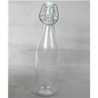 918 glass bottles , round glass bottles