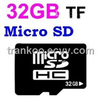 Bulk High Speed Micro SD Card 32GB SD HC with cheap price camera card