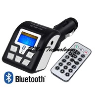 Car mp3,bluetooth Car MP3 Player,car Bluetooth Wireless FM transmitter with remote control