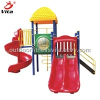 Children's slide-Amusement playground  equipment