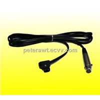 D-TAP To 4 PIN XLR Power Adapter(PT-2)