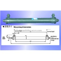 Electrophoresis Paint /E-Coat UF Membrane/Spiral UF Module for E-Coat