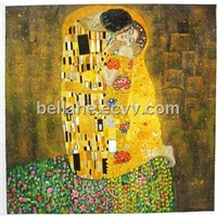 Handmade Oil Paintings Reproduction