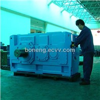 Helical Gear Speed Reducer Gearbox Gear Reducer Unit