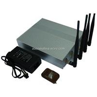 Block 3g signal - High Power 3G Cellphone + GPS + Wifi Signal Jammer 50 Meters - Car Use Jammer