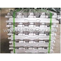 High Purity Aluminium Ingots 99.50%-99.90%
