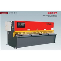 Hydraulic Guillotine Machine / Hydraulic Shearing Machine / Mild Steel Cutting Machine