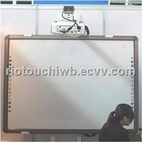 IR interactive digital writing board for school or office