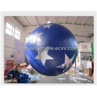 Inflatable LED Ball / Advertising Lighting Balloon