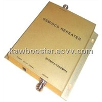 KGD980 900MHz/1800MHz dual band mobile phone signal Booster coverage 2000m2 20dBm