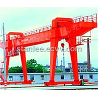 MG double beam gantry crane