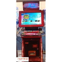 Mega Touch II video game machine/puzzle game machine(hominggame-COM-916)