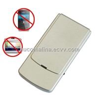 Mini Portable Mobile Cell Phone Gsm+gps Signal Jammer