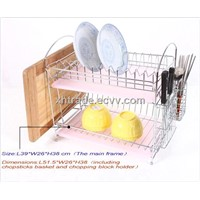 Multifunction Dish Rack, Rice Bowl and Dish Drying Rack,Tableware Drying Rack