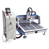 NC-A6090 Mini CNC router machines for plastic ABS