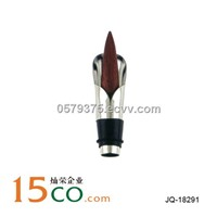 New; Hot; 2-in-1 ;Wine  Bottle Pourer/Stopper