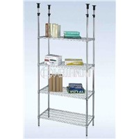 New NSF Unshakable Wire Shelving