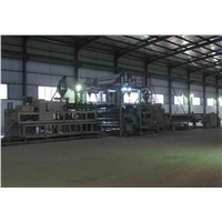 PVC flex banner/advertising banner/tarpaulin production line