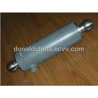 Plunger cylinder Swing cylinder