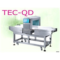 Professional Food Metal Detector, Industrial Food Needle Detector with Color LCD TEC-QD