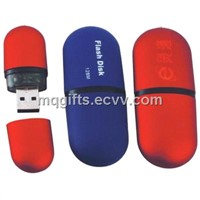 Promotional Gift 8GB Plastic USB With Really Capacity
