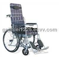 Semi recliner wheelchairs