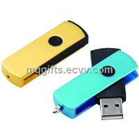 Swivel Metal USB Flash Drive