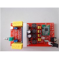 TA2020 class T amplifier module with bluetooth
