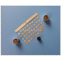 Ultrasonic sensing oscillator of piezoelectric ceramic