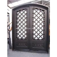 Wrought Iron Door From Manufacturers Factories
