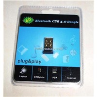 Wholesale Bluetooth CSR4.0 USB Dongle for Vista Windows7
