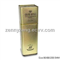 Wine Tin Cans/boxes,Wine Packing boxes,Whisky/Whiskey boxes,Premium whisky tin boxes,Beverage boxes