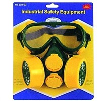 Combined Mask Safety Mask Gas Mask Respirator Mask