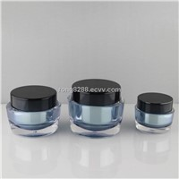 eye acrylic cosmetic cream jar,acrylic jar, cosmetic packing