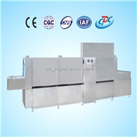 flight automatic conveyor type dish washing machine with dry function SWH3000