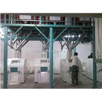 flour mill for wheat mill machine