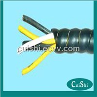 high demand spiral protector for cable