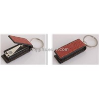 Holster USB Flash Disk with Keychain
