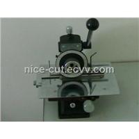 Metal Nameplate Marking Machine NC-PR1