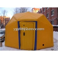 Cold Resistant Inflatable Air Tight Tent Module for Sale