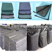 furniture pad/moving pad/moving blanket/furniture blanket/cloth mat/industrial safety mat