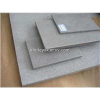 plain fiber cement board