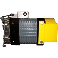 Gearless Elevator Traction Machine (CS200)