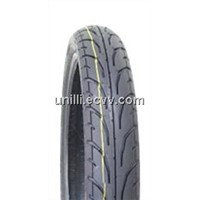 Motorcycle High Speed Tyres - AC 166 - Unilli