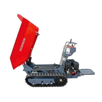 power barrow track barrow  honda engine bys china loader